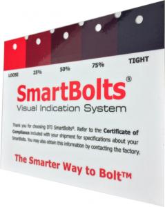 SmartBolts Verification Card | SmartBolts.com
