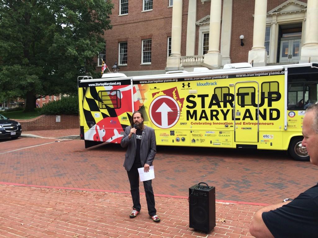 ThePitch Across MarylandTourbus | Stress Indicators.com