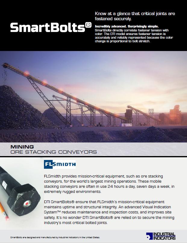 SmartBolts Case Study | Mining