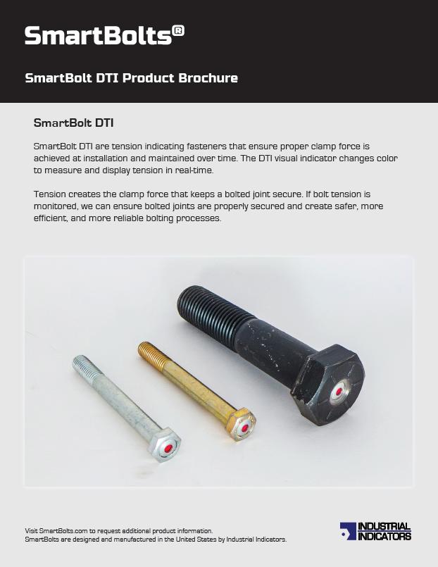 SmartBolts Brochure | SmartBolts.com