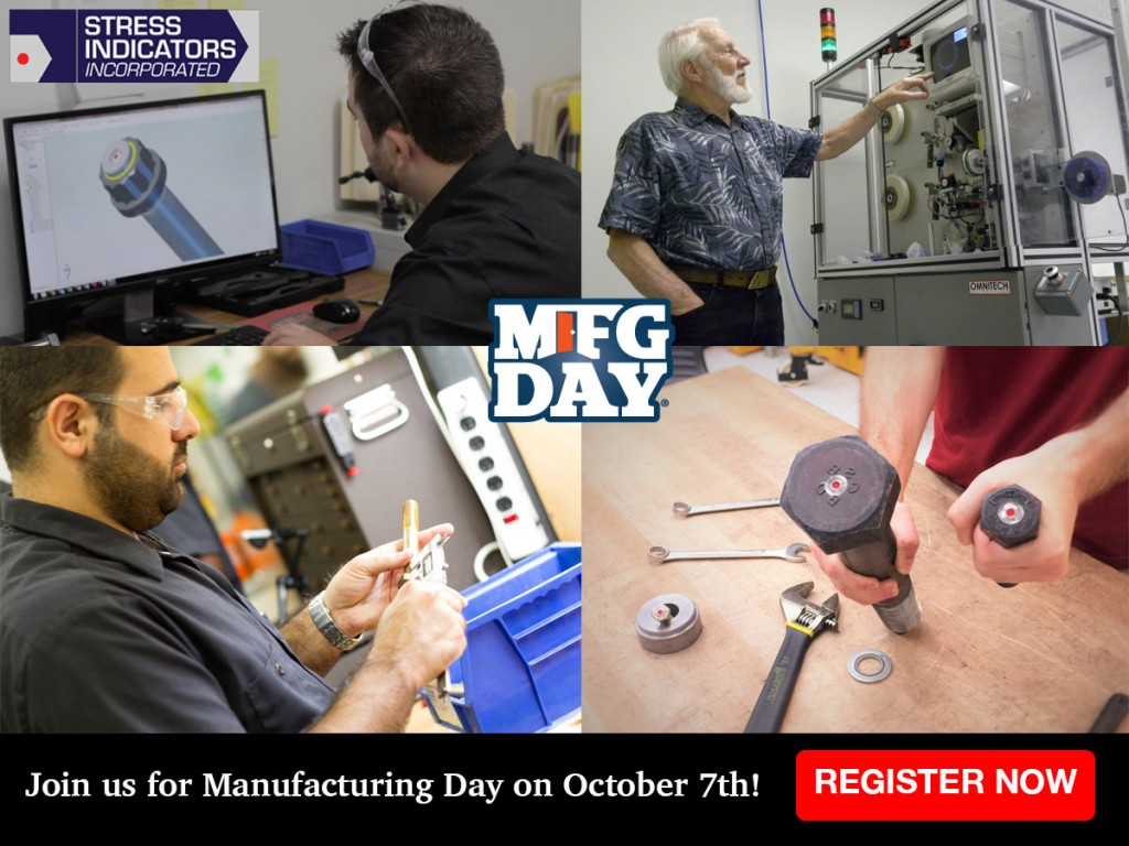 manufacturing day invitation for october 7th